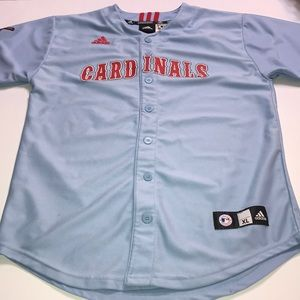 St. Louis Cardinals Baseball Jersey Size Men's XL